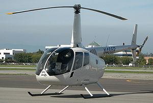 Robinson R66 - R66 prototype in 2009