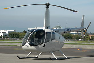 Robinson Helicopter Company - Image: R66 at RHC