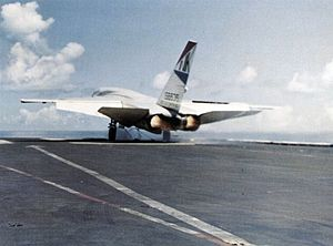 RA-5C RVAH-12 launching from USS Enterprise (CVAN-65) c1974.jpg