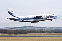 RA-82074 - A124 - Volga-Dnepr Airlines