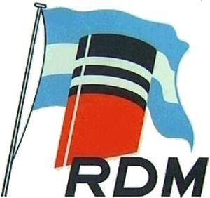 Rotterdamsche Droogdok Maatschappij - Image: RDM logo