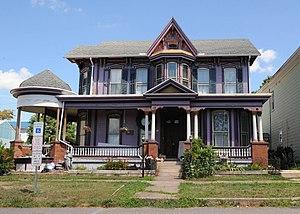 Berrysburg, Pennsylvania - Romberger-Stover House