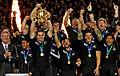 RWC 2011 final FRA - NZL McCaw with Ellis Cup.jpg
