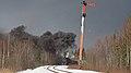 RZD L-5289 steam locomotive. Torzok-Soblago line, Rancevo (26001752105).jpg