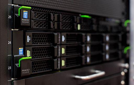 Rack Servers Fujitsu Primergy 3