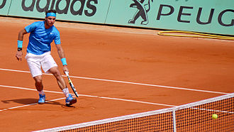 2011 ATP World Tour - World No. 2 Rafael Nadal won his sixth French Open title in 2011, tying the record set by Björn Borg for the most French Open titles in the open era