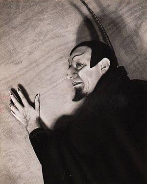 Raffaele Arié - Raffaele Arié as Mephistoles in Gounod's Faust