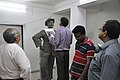 Raj Kapoor Statue In Progress - Kolkata 2017-08-08 4142.JPG