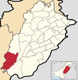 Rajanpur District District in Punjab, Pakistan