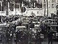 Rallye Monte-Carlo 1938, les concurrents devant le palais princier.jpg