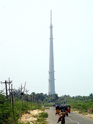 Rameswaram TV Tower - Rameswaram TV Tower