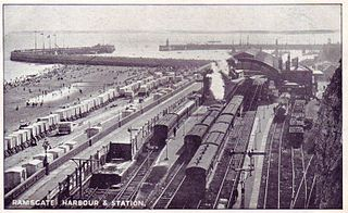 Ramsgate Harbour railway station