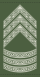 Rank insignia of seniorsergent of the Royal Danish Army.svg