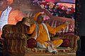 Ravi Shankar Sharma - Morning Prayers - Rawatpura Sarkar Ashram - Chitrakoot - Satna 2014-07-06 7005.JPG