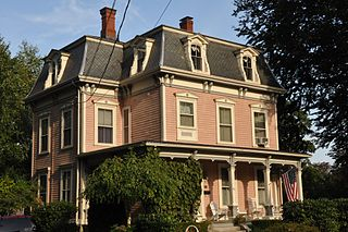 Asa M. Cook House