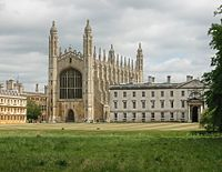 Rear view of King's College Chapel, Cambridge.jpg