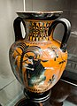 Recalling the Acheloos Painter - ABV 372 165 - Apollon and Artemis - Dionysos and satyrs - Firenze MAN 3857 - 02.jpg