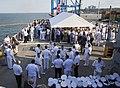 Reception with Ambassador Pyatt Aboard USS ROSS, July 24, 2016 (28505284961).jpg