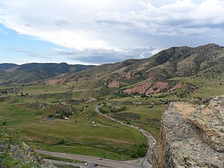 Red Rocks Park United States historic place
