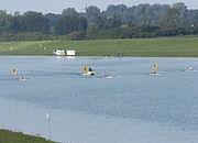 Regattastrecke Oberschleißheim - Ruder-WM, 2007 - 2