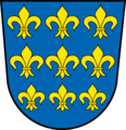 Reichsstift Obermuenster coat of arms.png