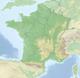 Localization of Auvergne-Rhône-Alpes in France