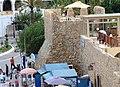 Remparts de la médina arabe d'Hammamet, septembre 2013, 04.jpg