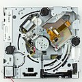 Renault 8200607915 - CD player bottom view - controller board removed -1192.jpg