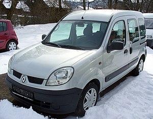 Renault Kangoo - Renault Kangoo facelift