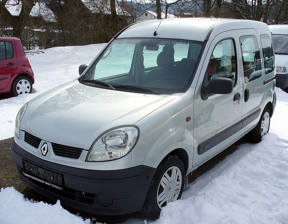 kangoo automatique