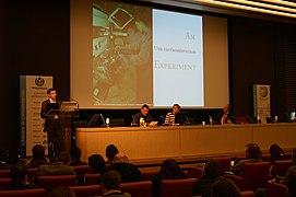 Rencontres Wikimedia France 2010 - BNF.jpg