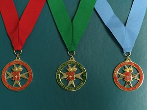 Renison University College - Insignia for three Renison honours