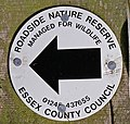 Reserve Sign - geograph.org.uk - 563384.jpg