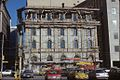 Restoration of Bank of British North America building, northeast corner, Yonge and Wellington streets, circa 1975.jpg