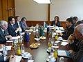 Reunión del Canciller, Fander Falconí, con el Ministro Alemán de Ambiente, Sigmar Gabriel, en Berlín (3638785056).jpg