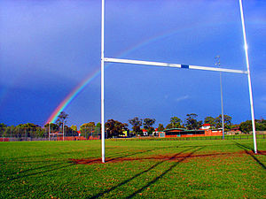 Revesby Heights - Rainbow in Neptune Park