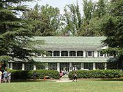 Reynolda House Front Lawn.JPG