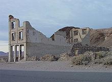 Wikipedia Wikiproject Ghost Towns Wikipedia