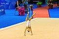 Rhythmic gymnastics at the 2017 Summer Universiade (36826358820).jpg