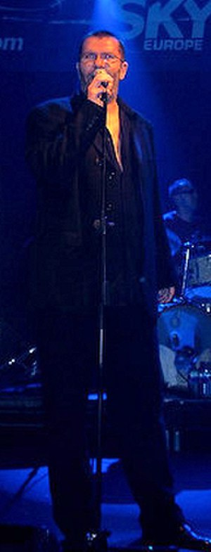 Richard Müller (singer) - Richard Müller performing in London KOKO in 2007