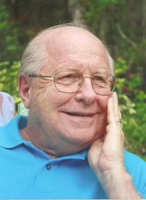 Richard C. Lukas - photo of author and historian, Richard C. Lukas