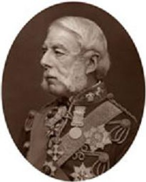 Richard Airey, 1st Baron Airey - Lord Airey