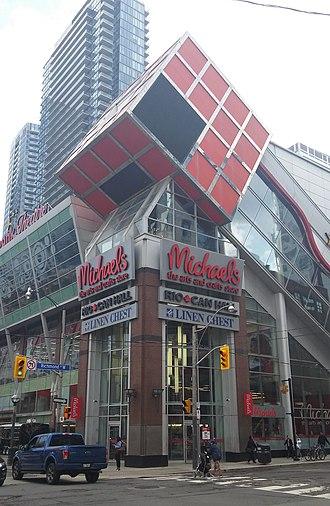Scotiabank Theatre Toronto - The theatre's RioCan Hall complex in 2018