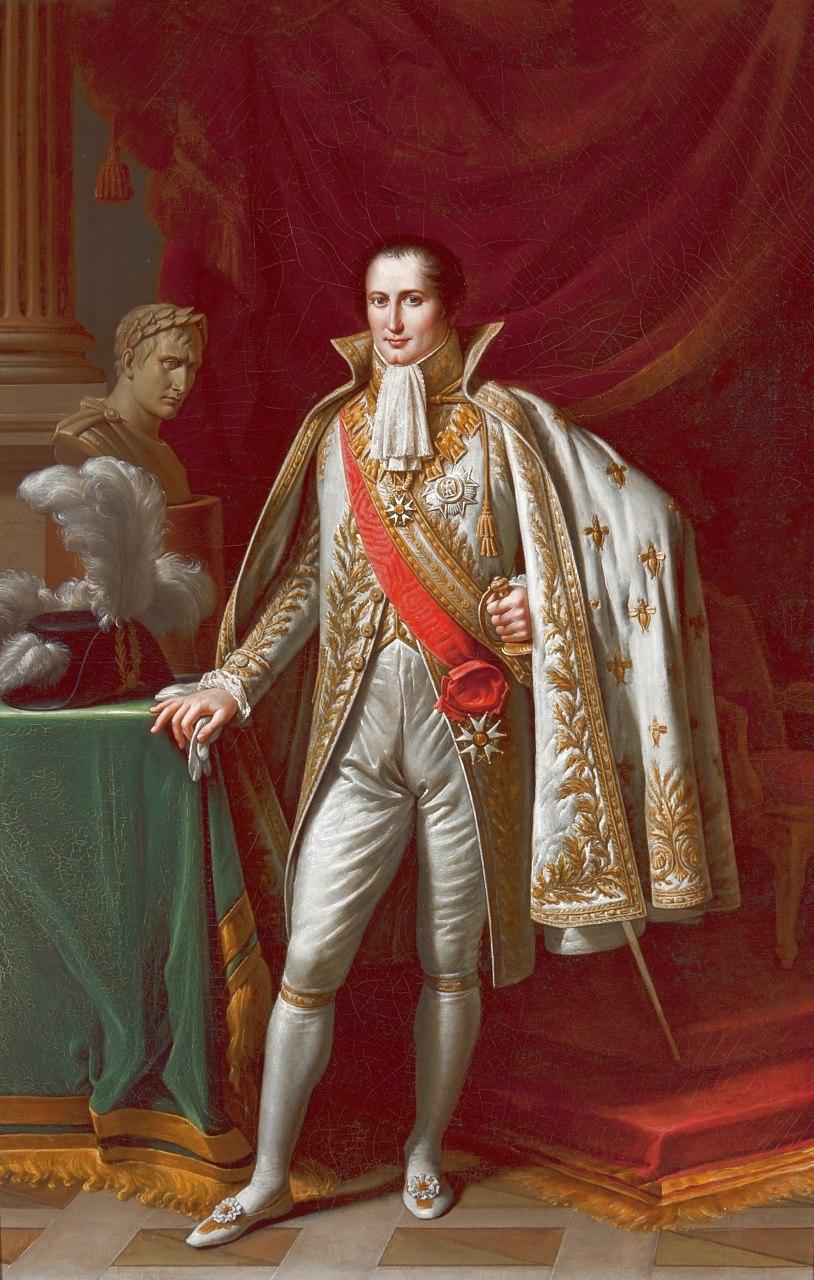 Ritratto di Giuseppe Bonaparte