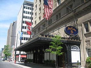 Ritz-Carlton Montreal - Ritz-Carlton Montreal in 2007