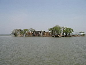 James Island in 2004