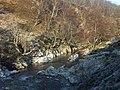 River pattack in sylvan surroundings - geograph.org.uk - 359265.jpg