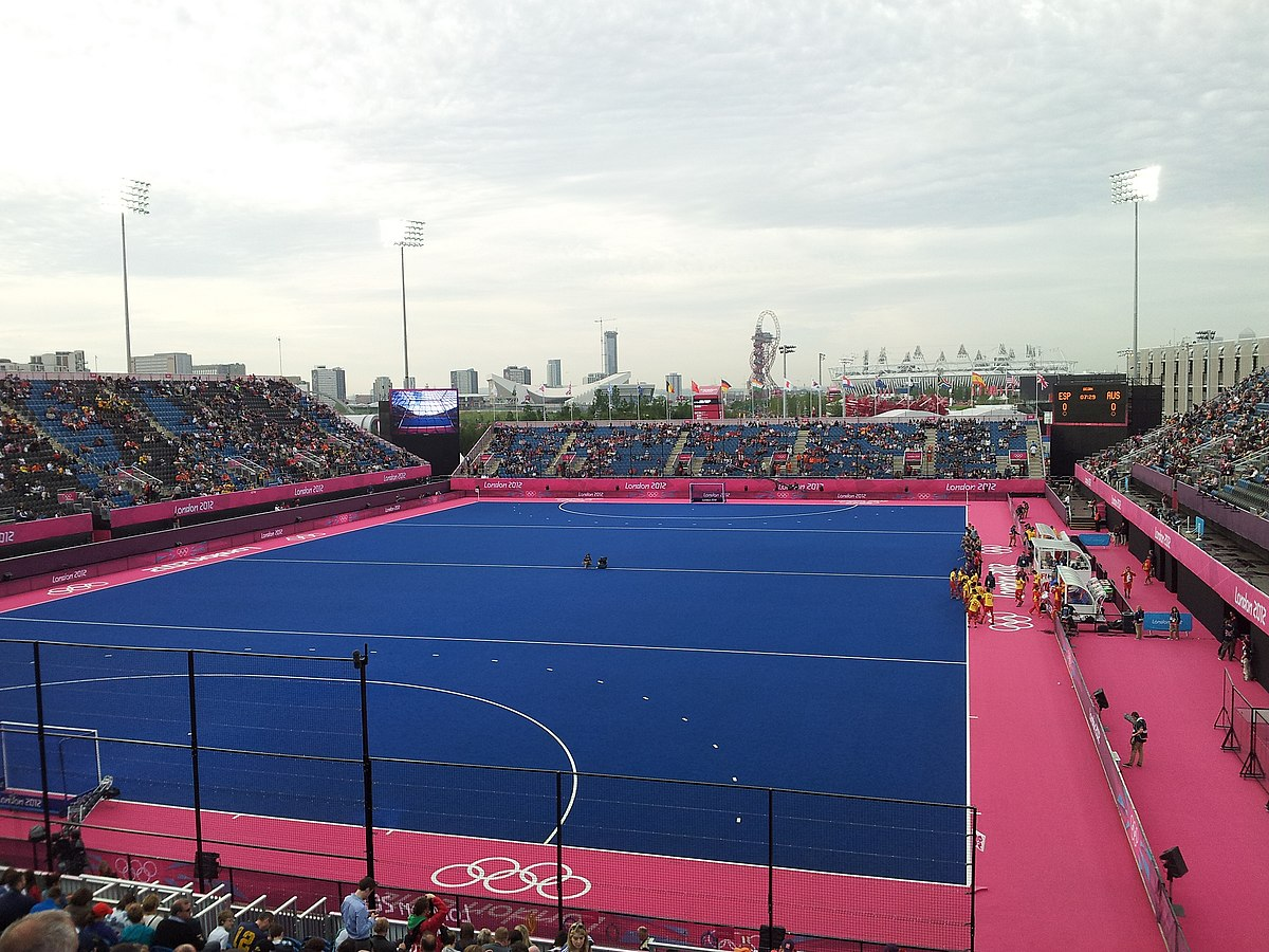 Field Hockey At The 2012 Summer Olympics Mens Tournament