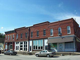 Riverside, Iowa City in Iowa, United States
