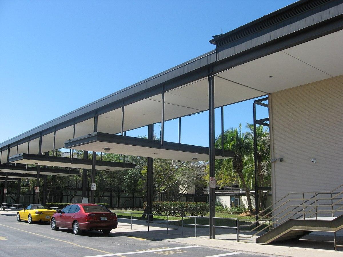 Sarasota School Of Architecture Wikipedia